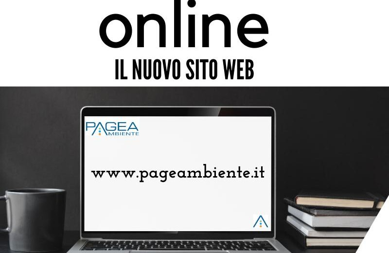 nuovo sito pageambiente online